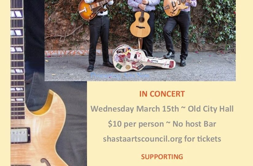 New West Guitar Group – concert
