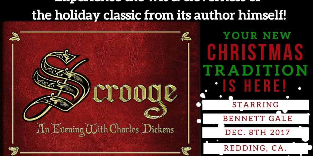 Scrooge! An Evening with Charles Dickens