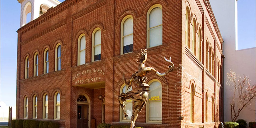 History of Old City Hall Facility (SCAC)