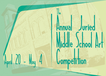 Annual Juried Middle School Art Show