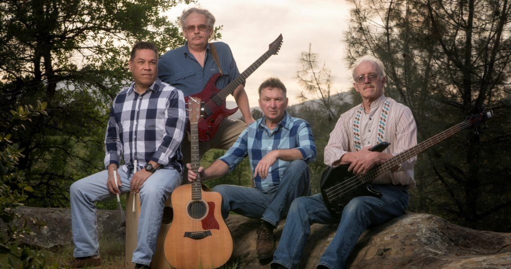 John Hoover & The Mighty Quinns – benefit concert for Carr Fire Community Disaster Relief Fund