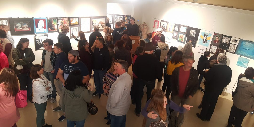 20th Annual Juried High School Art Competition