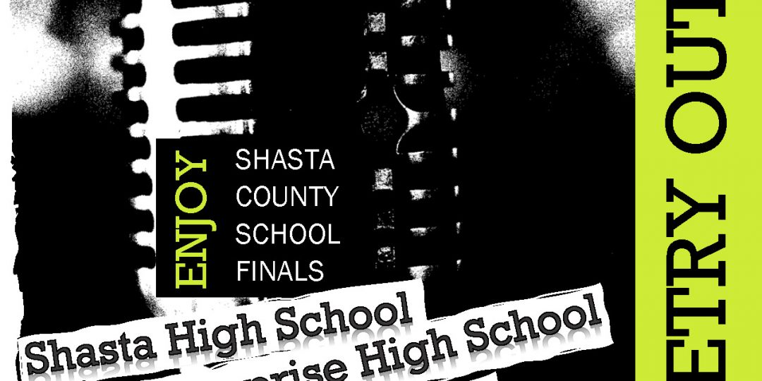 Poetry Out Loud! High school poetry recitation – county finals