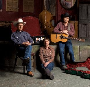 The Wardens – music from the Canadian Rockies. The only concert in Redding on Thursday, January 23