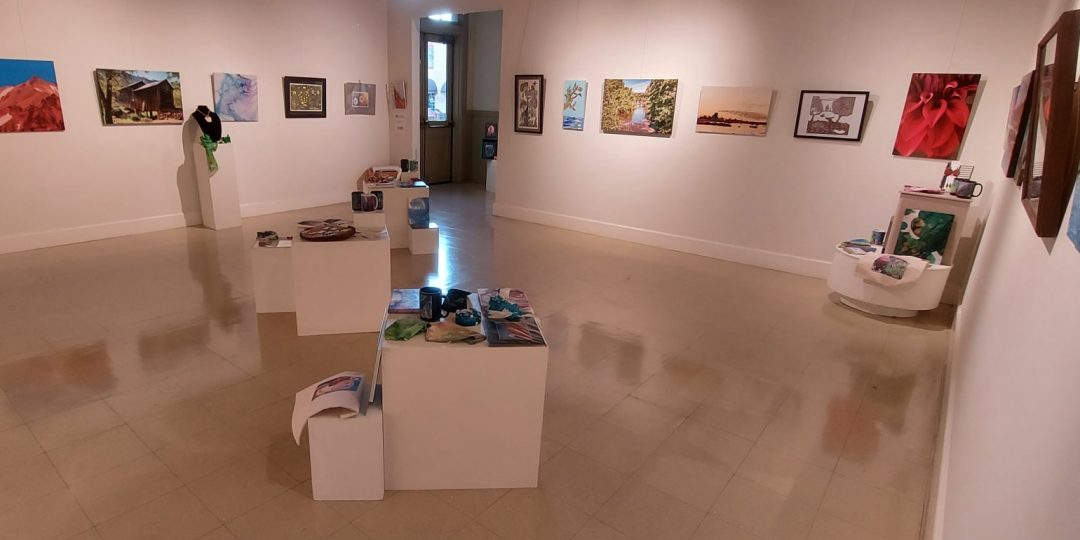 Old City Hall gallery reopens on February 25!