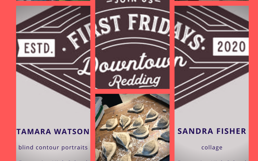 First Fridays Downtown – May 7